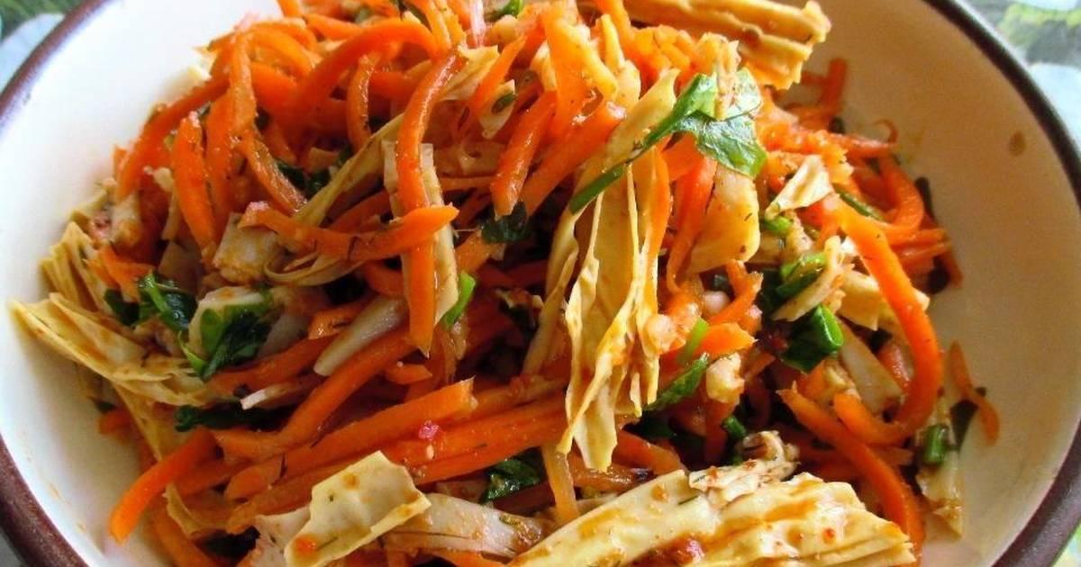 Как из спаржи сделать салат 62
