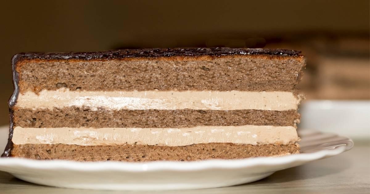 Вкусный домашний торт прага в домашних условиях 346