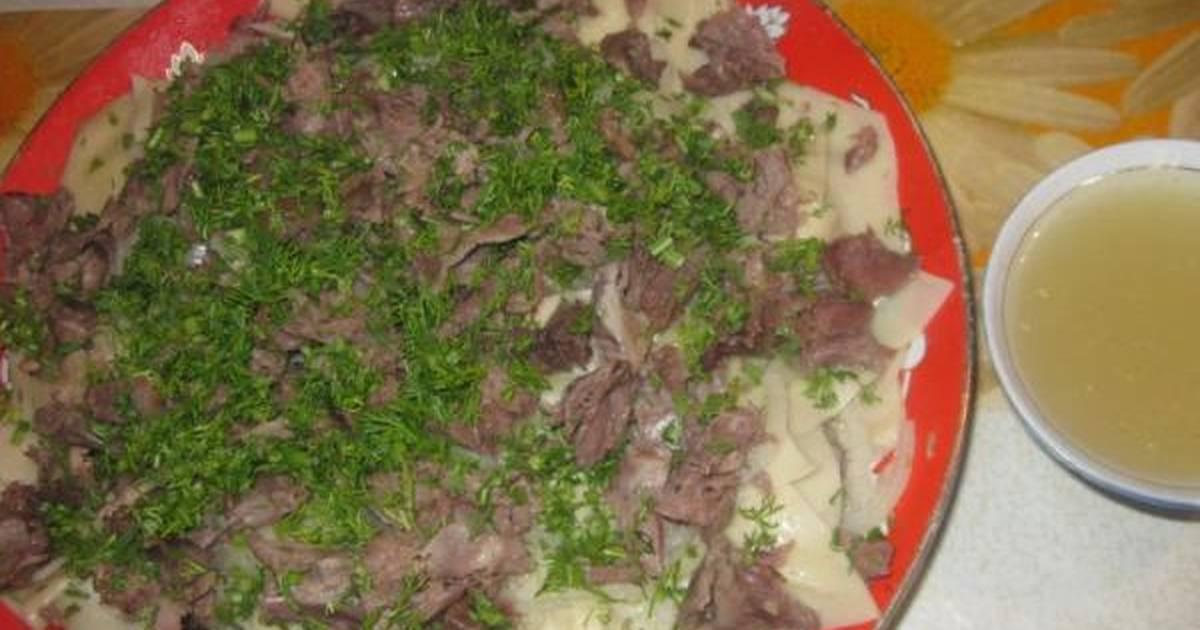 Казахские рецепты в домашних условиях 478