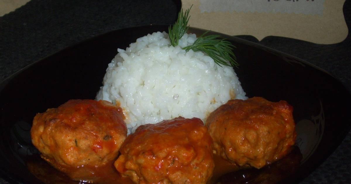 Рецепт тефтели без риса в духовке 73