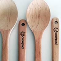 Cookpad Wooden Spoon