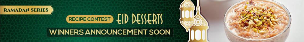 Eid Desserts