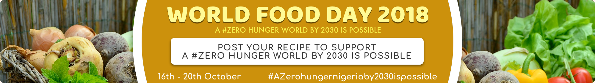 World Food Day Campaign