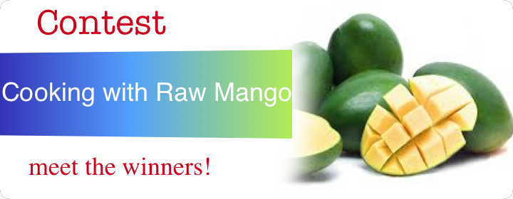 Cooking With Raw Mangoes