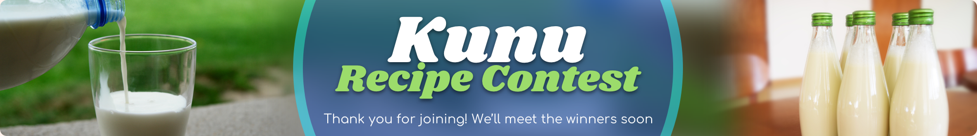 Kunu Recipe Contest