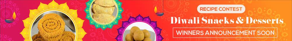 Diwali Snacks & Desserts