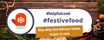 #HelpfulCooks Challenge - Festive Recipes Needed