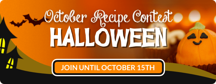 October Halloween Recipe Contest