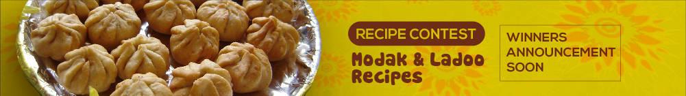 Modak and Ladoo Recipes