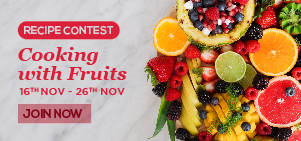 Cooking with Fruits