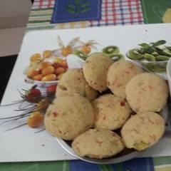 Cooksnap for Suji Idlis in 3 mins