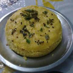 Cooksnap for Dhokla