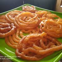 जलेबी (jalebi recipe in hindi)