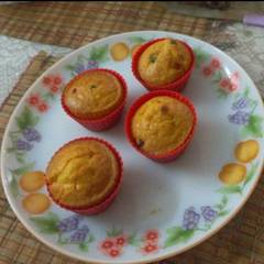 Cooksnap for Chocolate chips muffins