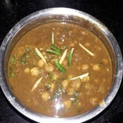 Cooksnap for Chana masala