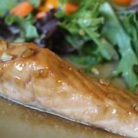 Maple Baked Salmon