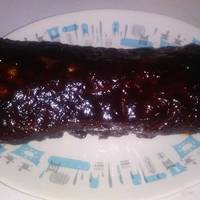 Amber's BBQ Baby Back Ribs