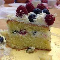 Basic Moist Sponge Cake