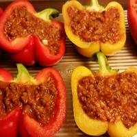Stellar Stuffed Bell Peppers