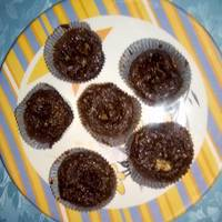 OATS chocolate muffins