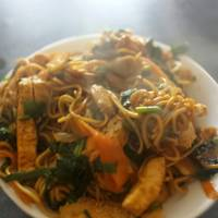 Stir Fry Vegan Ramen