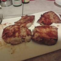 Seared Boneless Pork Loin Chops