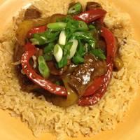 Spicy Pepper Steak Recipe by supernanny - Cookpad