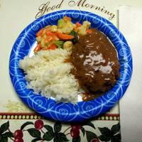 Grandma's Salisbury Steaks and Gravy