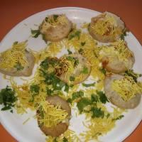 Sev Dahi Puri Chat