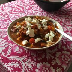 Cooksnap for Chorizo Shakshuka