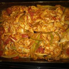 Cooksnap for Baked Chicken Fajitas - Heart Healthy