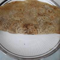 Ragi Dosa with Salad Curry and Ragi Coffee