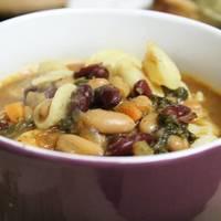 Minestrone Soup - Italian Style