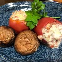 My Mozzarella, Tomato & Ham Dip