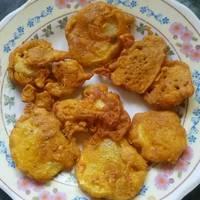 Aloo pyaaz or gobhi ke pakoras