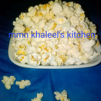 Milk popcorn