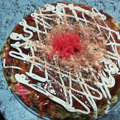 Cooksnap for Japanese Pancake 'Okonomiyaki '