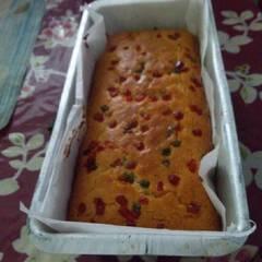 Cooksnap for Eggless Tutti frutti cake 🍰