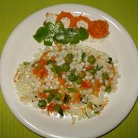 Independence day special : tricolour sabudana