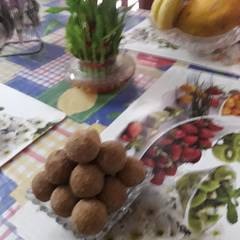 Cooksnap for Sardi ke Aate Ke Laddu