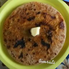 Cooksnap for Aloo paratha