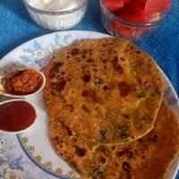 Aaloo paratha
