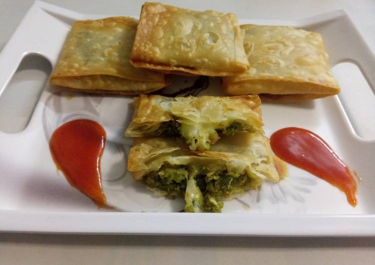 peas cheese packet recipe by vimmi bhatia cookpad