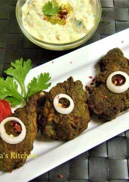 Ramadan Special - Minty Chicken Fry