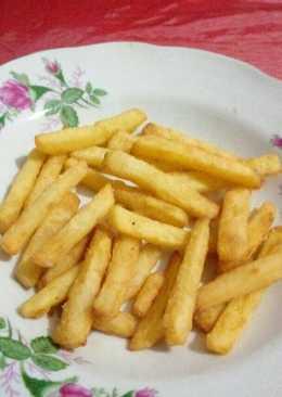 Crunchy KFC French Fries ala Leli