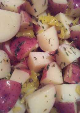 Italian pot ato salad