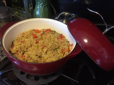 Dalia (Cracked Wheat) Healthy and Delicious
