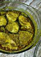 Steamed Hilsa in Mustard Sauce