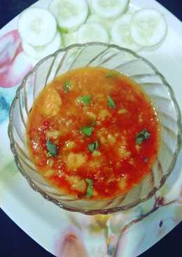 Aloo tomato