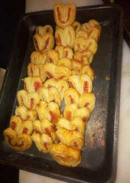Puff pastry (sweet)